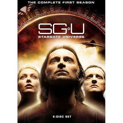 SGU: Stargate Universe - The Complete First Season New DVD! Ships Fast!