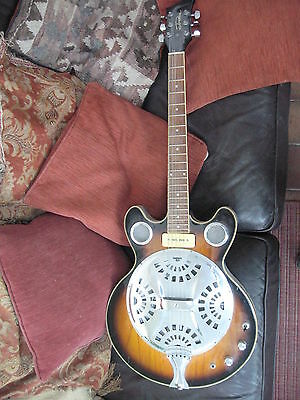 JORDIN resonator 6 string electric GUITAR Brighton AREA collection only
