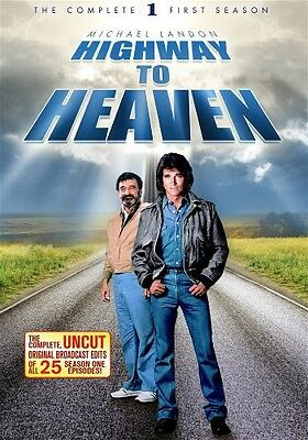 Highway to Heaven: The Complete First Season [5 Discs] (2013, DVD New)