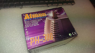 Fish Aquarium pump 360LTR Submersible Water & Air Pump atman ph-300