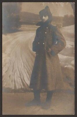 WW1 TURKEY SOLDIER MILITARY OFFICER ARMY CAUCASIAN STUDIO SHOOTING (?)