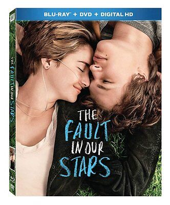 The Fault in Our Stars Blu-ray/ DVD/ Digital HD 2014
