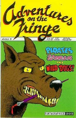Adventures on the Fringe # 5 (R.L. Crabb) (USA, 1993)