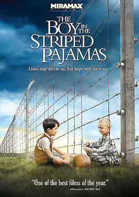 The Boy in the Striped Pajamas (DVD, 2011)