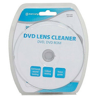 CD/DVD Optical Lens Cleaner - PS3 PS2 Wii XBOX 360