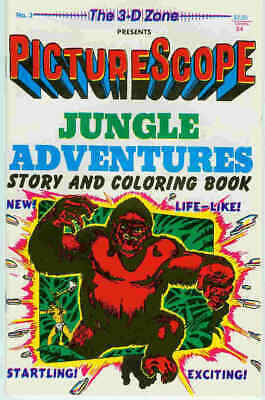3-D Zone Presents # 3 (Jungle Adventures) (USA)