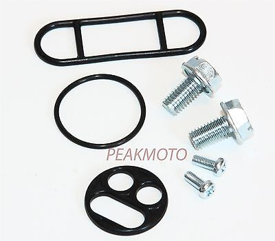 YAMAHA YZ80 YZ 80 93-01 K&L Shutoff Valve Fuel Petcock Repair Kit Made In Japan
