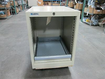 "Lista Standard-Width Drawer Cabinet - 14 1/2 W 18 H 22"" D Missing Drawer"