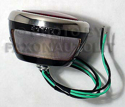 Ford 2N 9N 8N Tractor Left Taillight Tail Light with License Lamp NEW 1939-1952