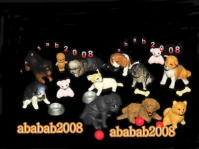 Takara Tomy Adorable Puppy dog Part.2 gashapon figure (full set of 10 figures)