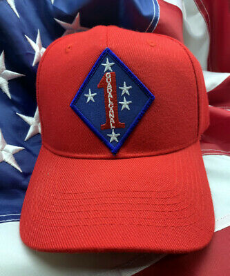 1St Marine Division Hat Us Marines Mar Div Wowmh Pin Up Camp Pendleton Gift Wow