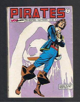 PIRATES  N°64  mon journal 1976