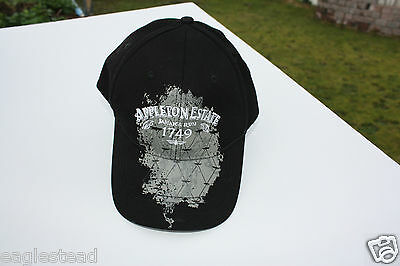 Ball Cap Hat - Appleton Estate - Jamaica Rum  (H1253)