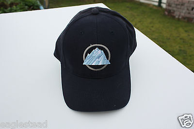 Ball Cap Hat - Banff Ice Vodka - Blue  (H1256)