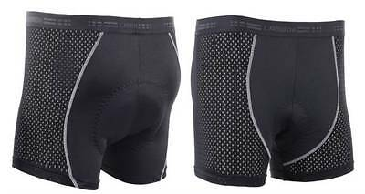 Lambda Cycling Knicks padded underpants shorts Mens Womens Black XS S M L XL XXL