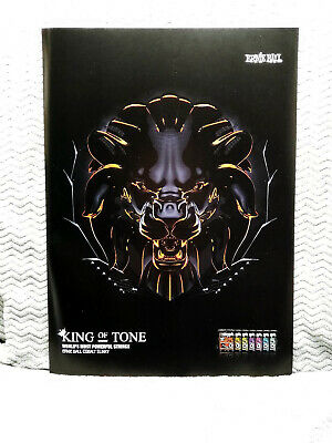 2015<<>>THREE<<>>Ernie Ball Strings Promo Posters.....BRAND NEW SET