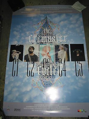 The Cremaster Cycle / Original U.s. One-Sheet  Movie Poster (Matthew Barney)