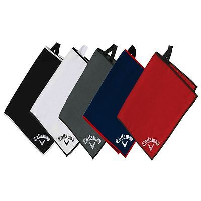 "2016 Callaway Players Towel - Large Microfiber Golf Towel 30""x20"""