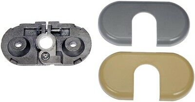 Dorman 924-279 fits Ford Lincoln Mercury Sun Visor Repair Kit