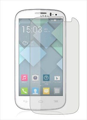 2 Pack Screen Protectors Cover Guard Film For Alcatel One Touch Pop C5