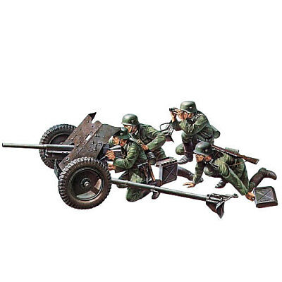 TAMIYA 35035 German 37mm Anti-Tank 1:35 Military Model Kit