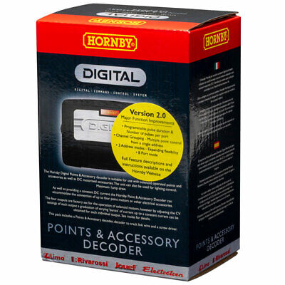 HORNBY R8247 Points & Accessory Decoder