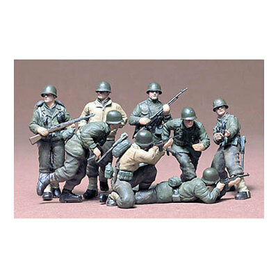 TAMIYA 35048 U.S.Infantry Eur.Theater 1:35 Military Model Kit