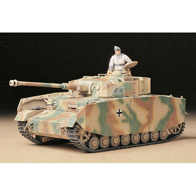 TAMIYA 35209 Pz.Kpfw. IV Ausf. H Early Ver. 1:35 Military Model Kit