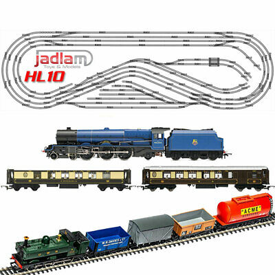 HORNBY Digital Train Set HL10 Large Layout - Multi Track with Train A