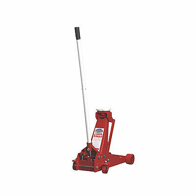 Sealey 3000CXD Trolley Jack 3tonne Standard Chassis