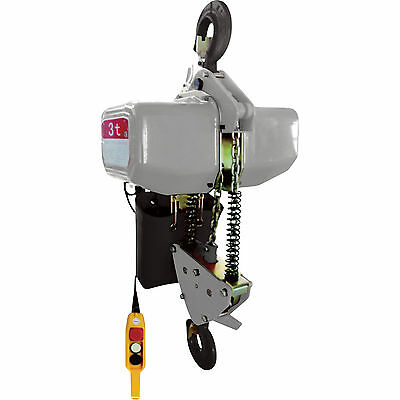 Roughneck Round Chain Electric Hoist-2-Ton Cap #50200051-B