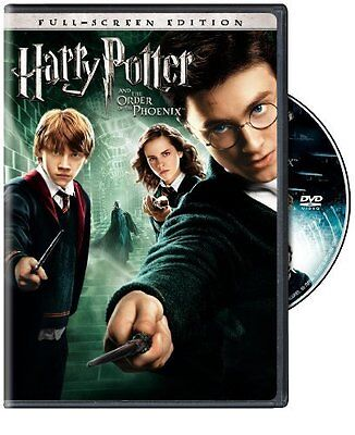 Harry Potter and the Order of the Phoenix (Full-Screen Edition) NEW!