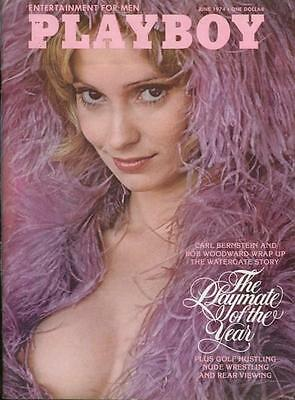June, 1974  Playboy Magazine
