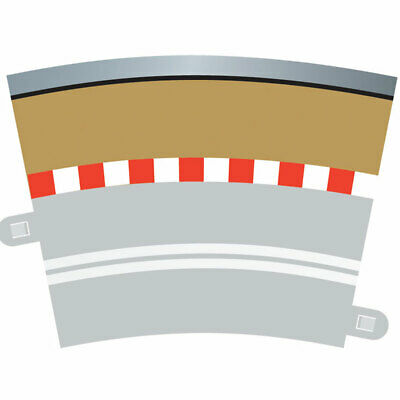 SCALEXTRIC C7019 Outer Borders For Radius 3 Single Lane Curves