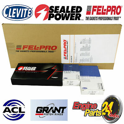 Ford 302 351 Cleveland Rebuild Kit Great Brands Great Price You Choose Sizes