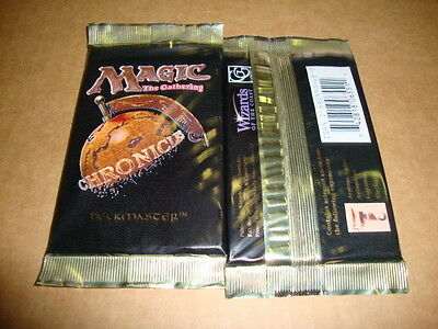 Chronicles Sobre De Magic The Gathering En Ingles Nuevo Precintado