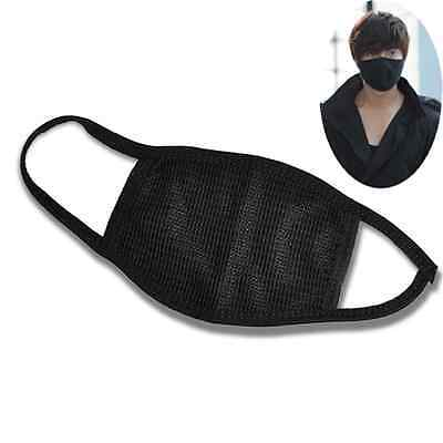 2PCS Unisex Fashion Health Cycling Anti-Dust Cotton Mouth Face Respirator Mask