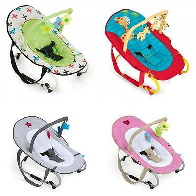 Hauck Baby Wippe Bungee Deluxe Farbwahl