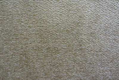 Golden Cream Plain Chenille Curtain//Upholstery//Craft Fabric