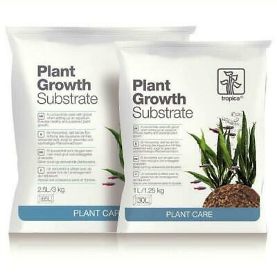Tropica Substrate Plant Growth - Aquarium Planted Fish Tank Health - 1L / 2.5L