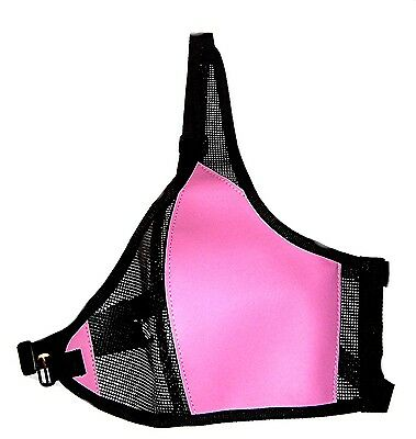 Arrowhead Ladies Ultimate Pink/black Hybrid Chestguard (R/h & L/h)