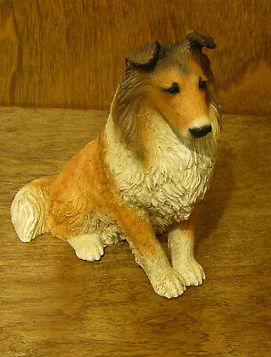 Castagna Dog Figurines #003 COLLIE, Made in Italy, NEW From our Retail Shop