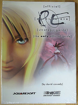 Official Parasite Eve Strategy Guide - Guida - New and Sealed