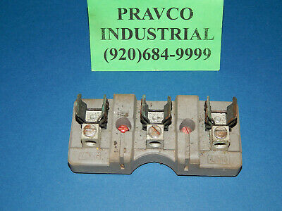 Set of 2 Square D 36210 Fuse Holders
