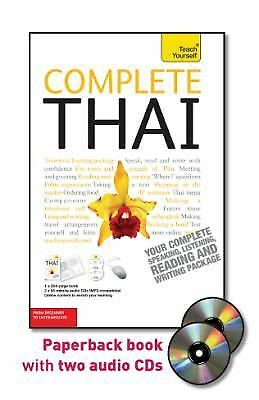 Complete Thai with Two Audio CDs: A Teach Yourself Guide (TY: Complete Courses),