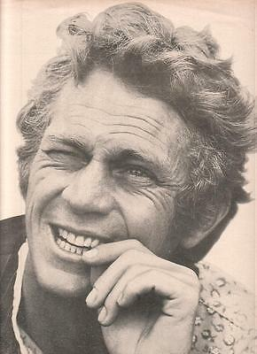 Steve McQueen 1968 Ad- The Reivers/shooting has been completed/2 page ad