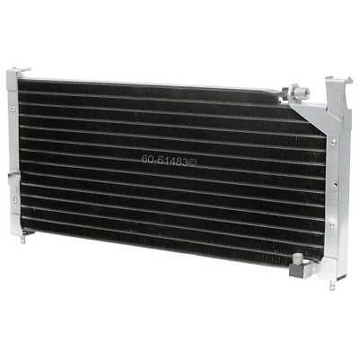 New Top Quality A/C AC Air Conditioning Condenser Fits Honda CRX And Civic