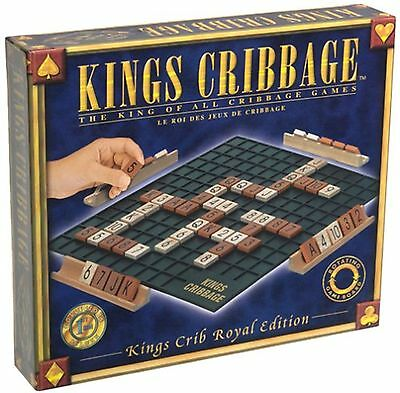 New Kings Cribbage, The King of All Cribbage Games Board Game