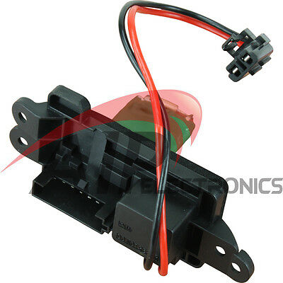 New Blower Motor Resistor Ac Heater Switch Control For 2002-2004 Chevrolet V8