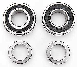 Moser Engineering 9507F Axle Bearings Small Ford Aftermarket